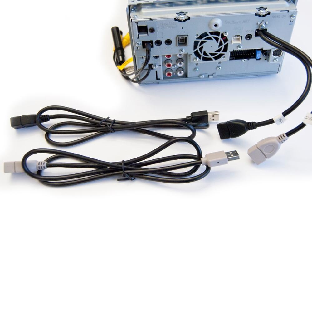 Мультимедийный центр Kenwood DMX-8019DABS 3