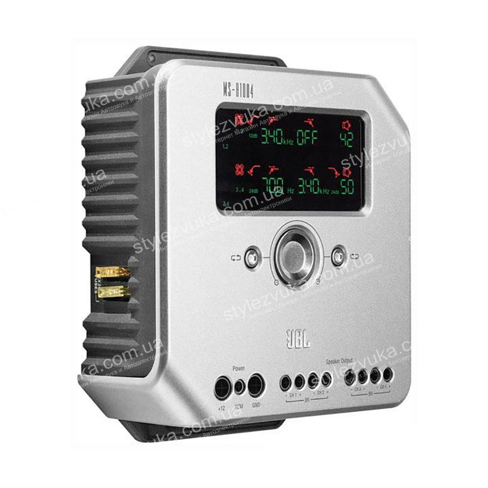 Четырехканальный усилитель JBL MS-A1004 2