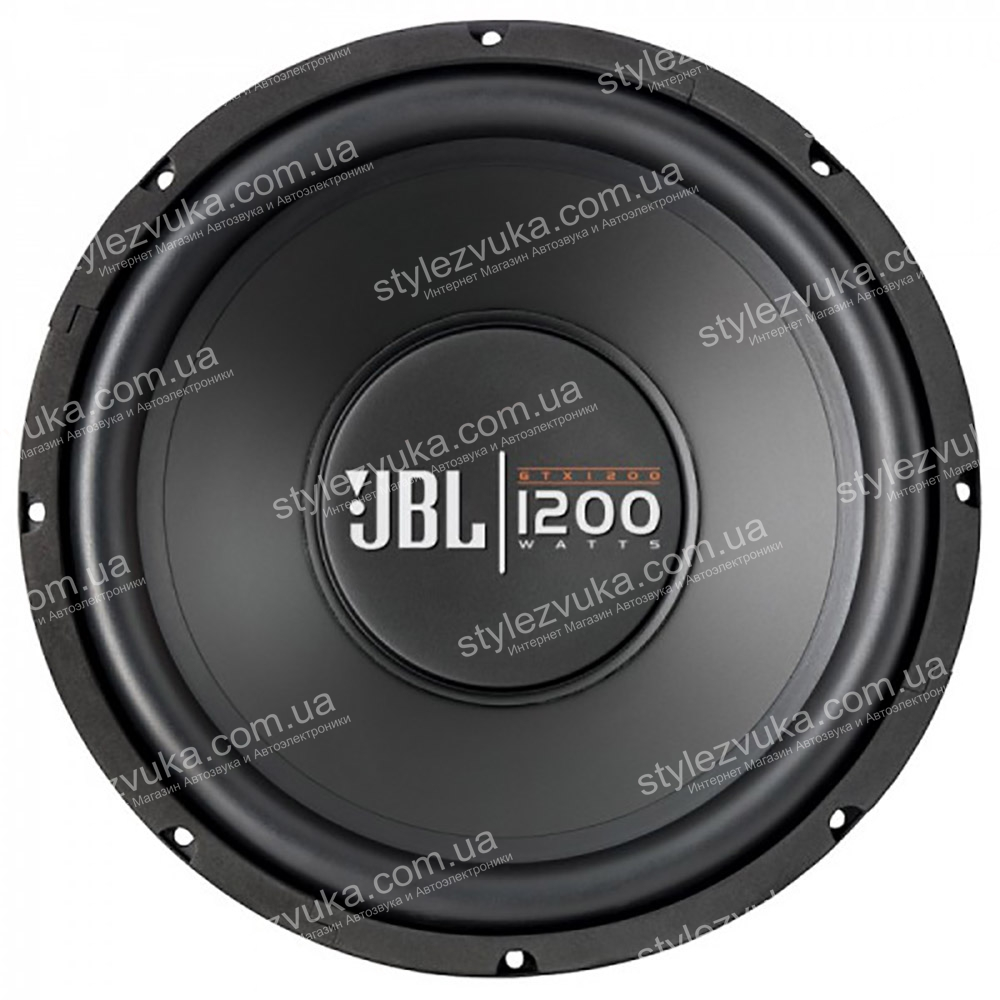 Cабвуфер JBL GT-X1200 2