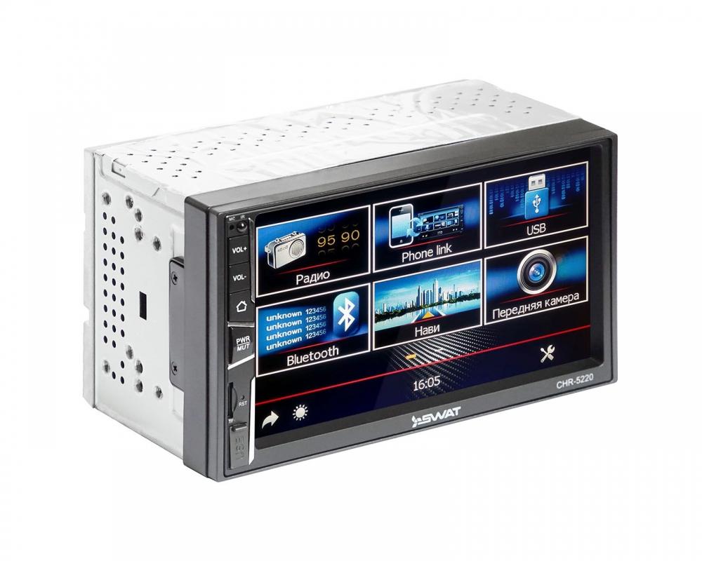 Мультимедийный центр SWAT CHR-5220 3