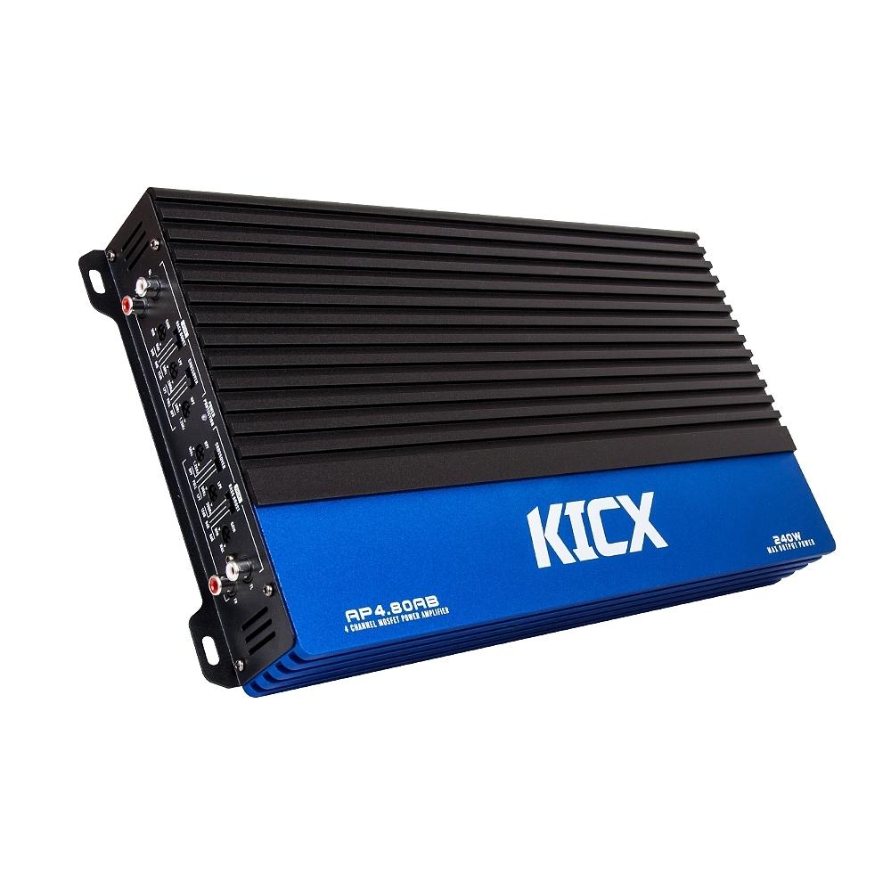 Усилитель Kicx AP 4.80AB 3