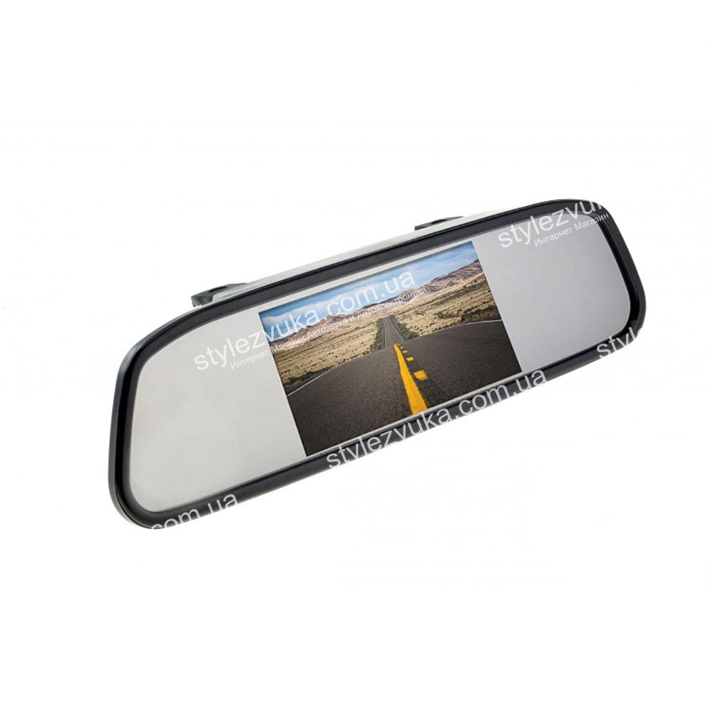 Зеркало заднего вида с монитором CYCLON ET-460 3