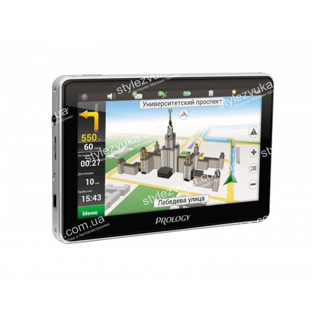 GPS навигатор Prology iMAP-5800 (Навител) 2