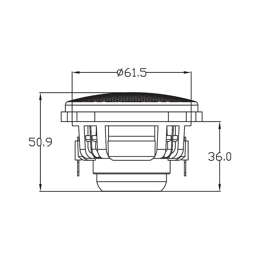 Автоакустика Kicx Sound Civilization MD70.3 3
