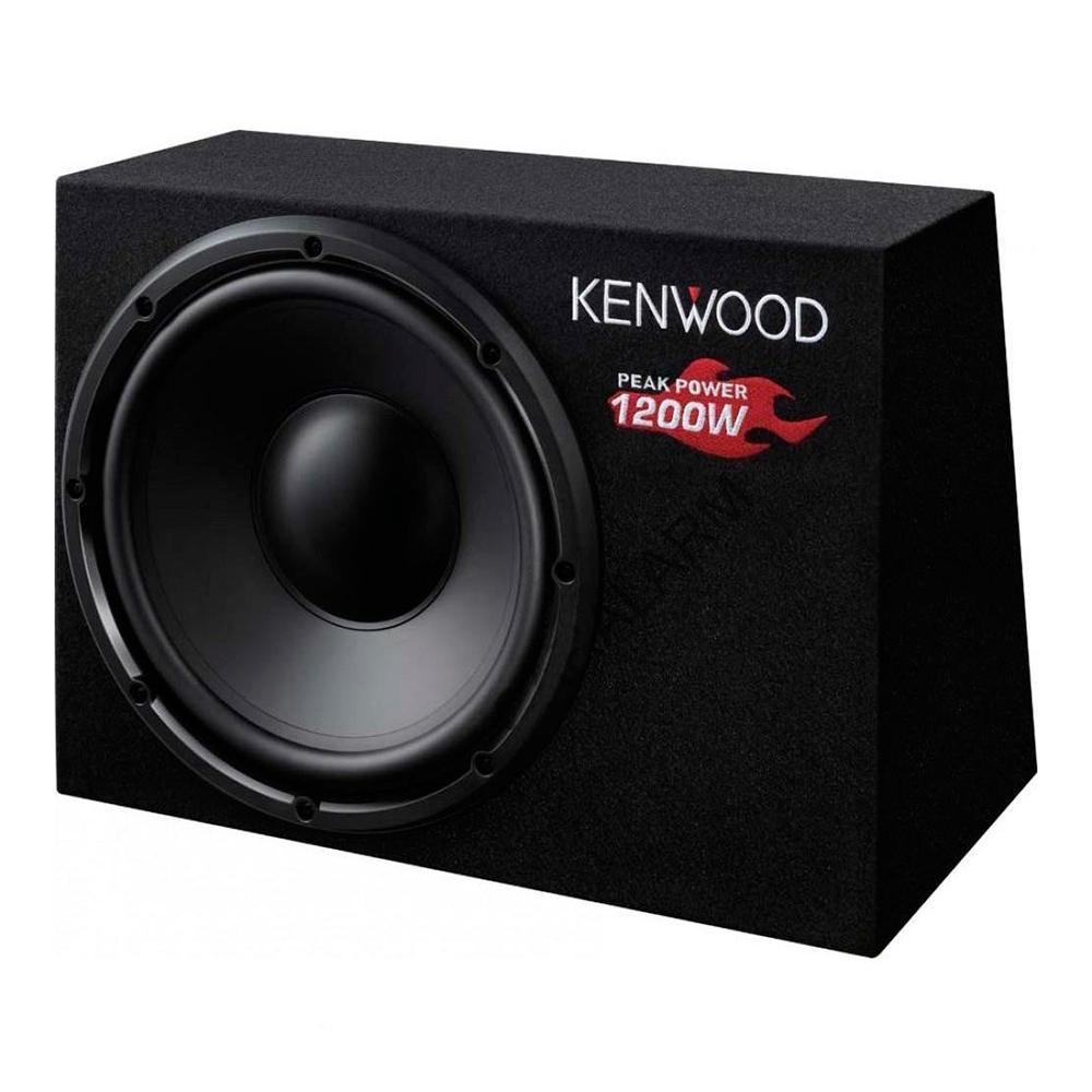 Сабвуфер Kenwood KFC-W1200B 2
