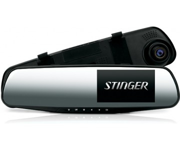 Видеорегистратор Stinger ST DVR-M489FHD 3