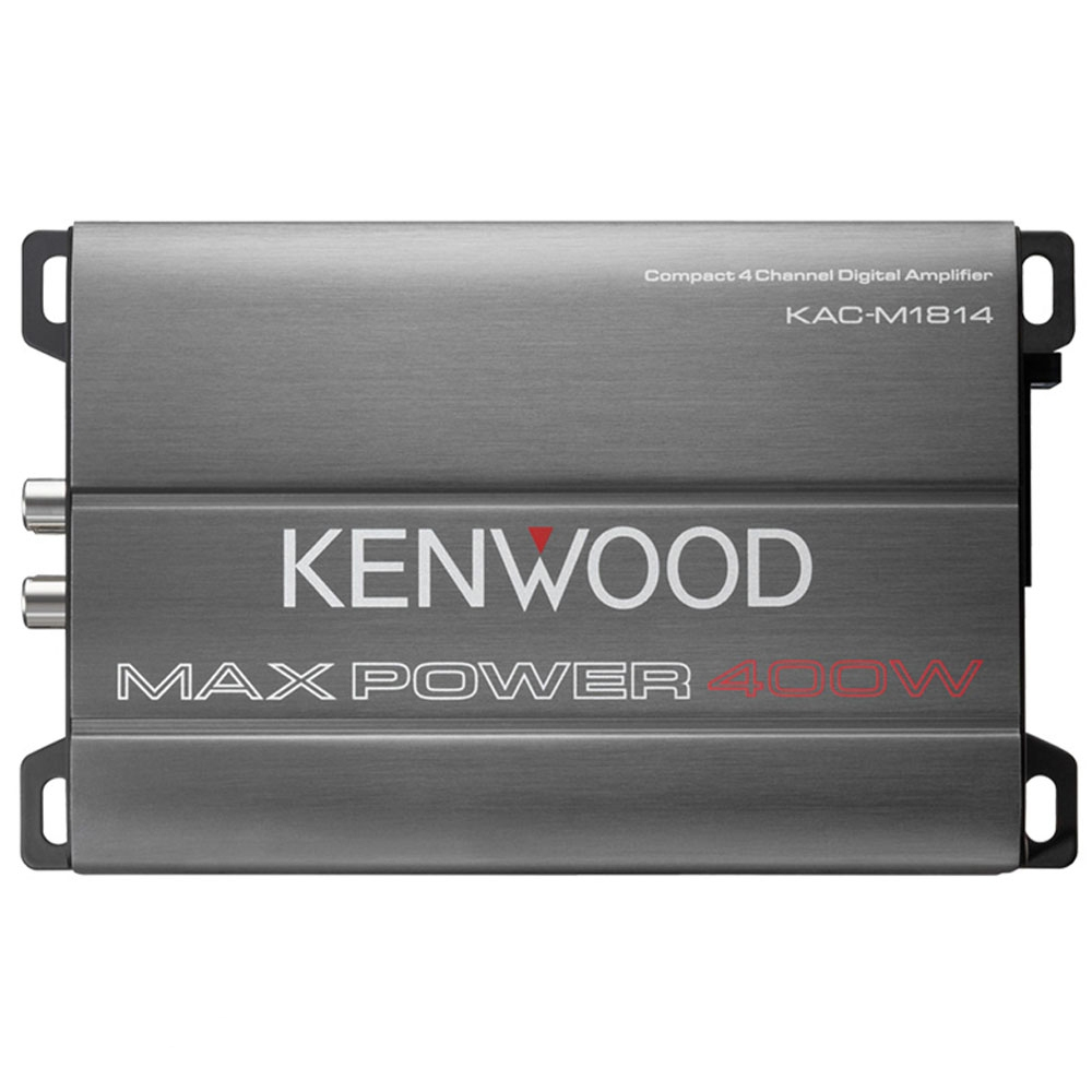 Усилитель KENWOOD KAC-M1814 3