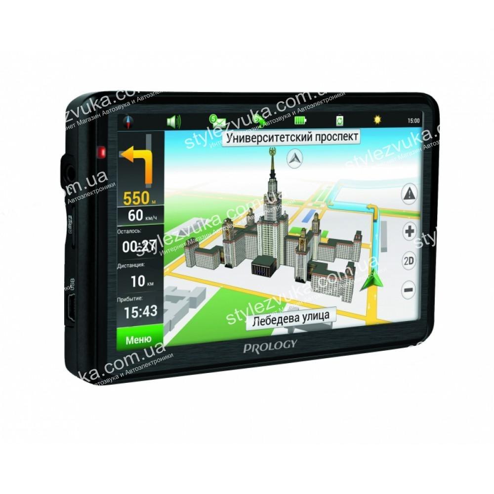GPS навигатор Prology iMAP-5900 (Навител) 3