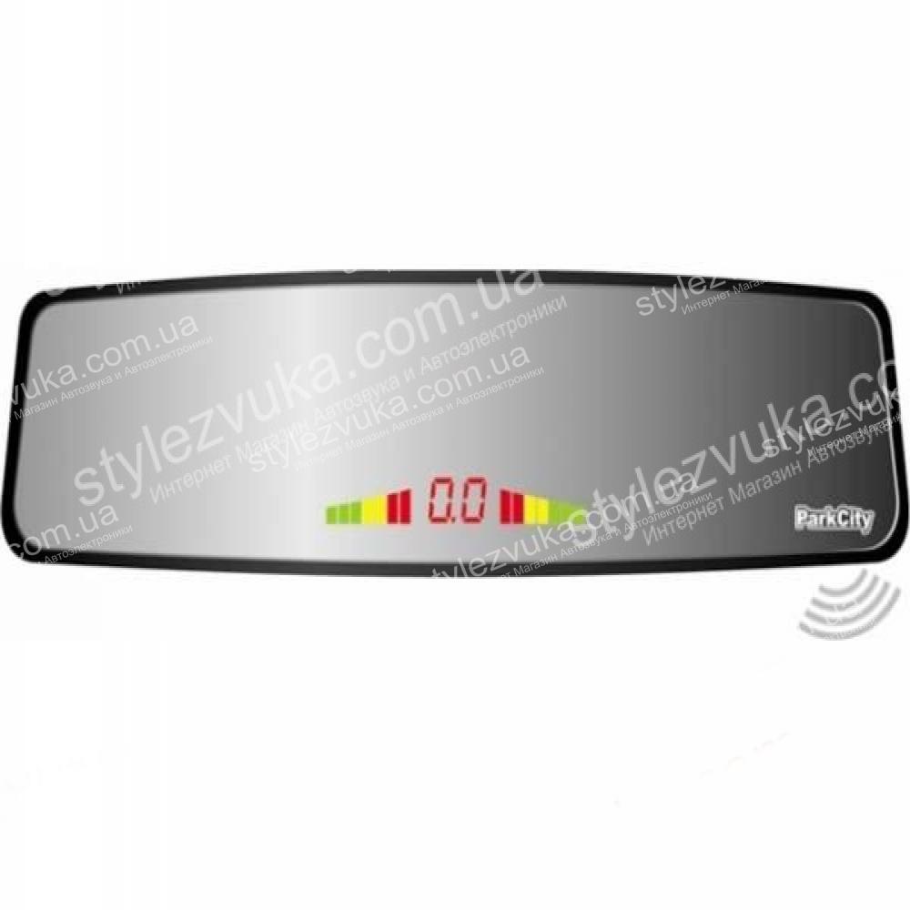 Парковочный радар ParkCity Saturn 420/405W черный (зеркало) 2