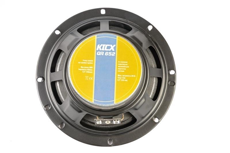 Автоакустика Kicx QR-652 3