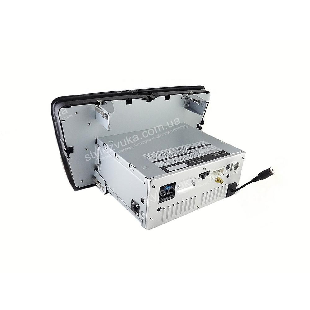 Штатная Автомагнитола EasyGo S309 (Skoda Octavia A7) 2