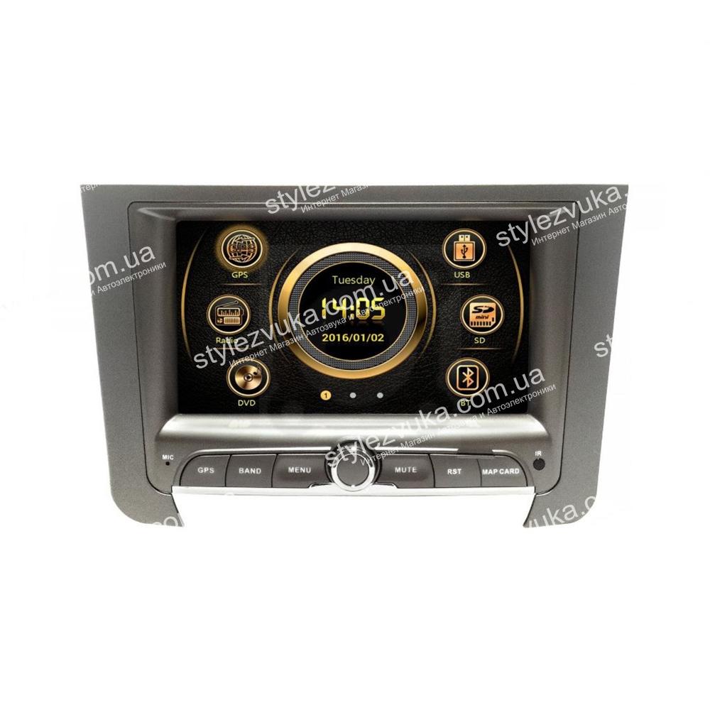 Штатная Автомагнитола EasyGo S315 (SsangYong Rexton 2013+) 2