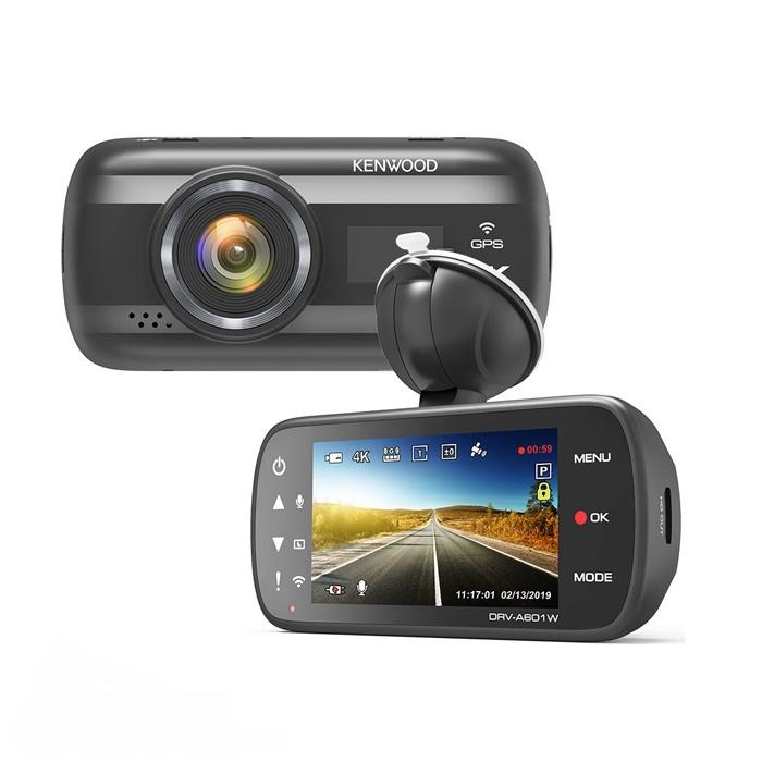 Видеорегистратор Kenwood DRV-A601W 2