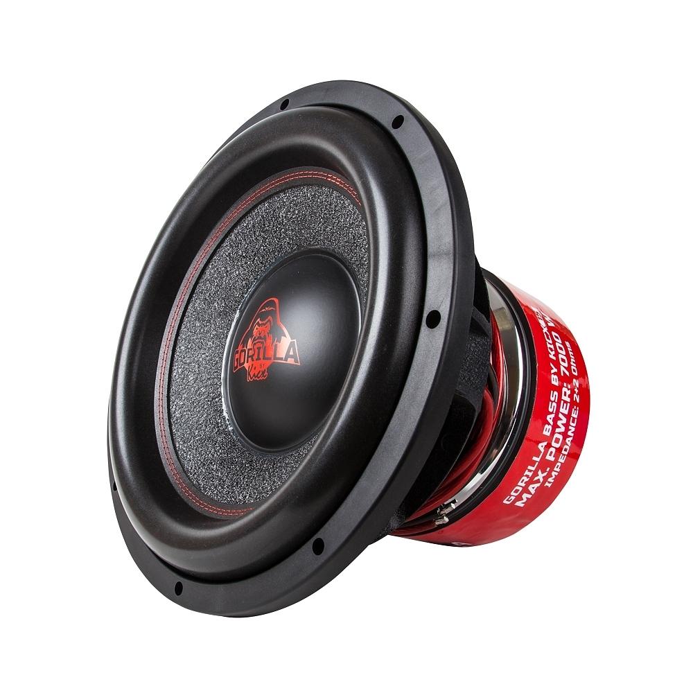 Сабвуферный динамик Kicx Gorilla Bass 15 3