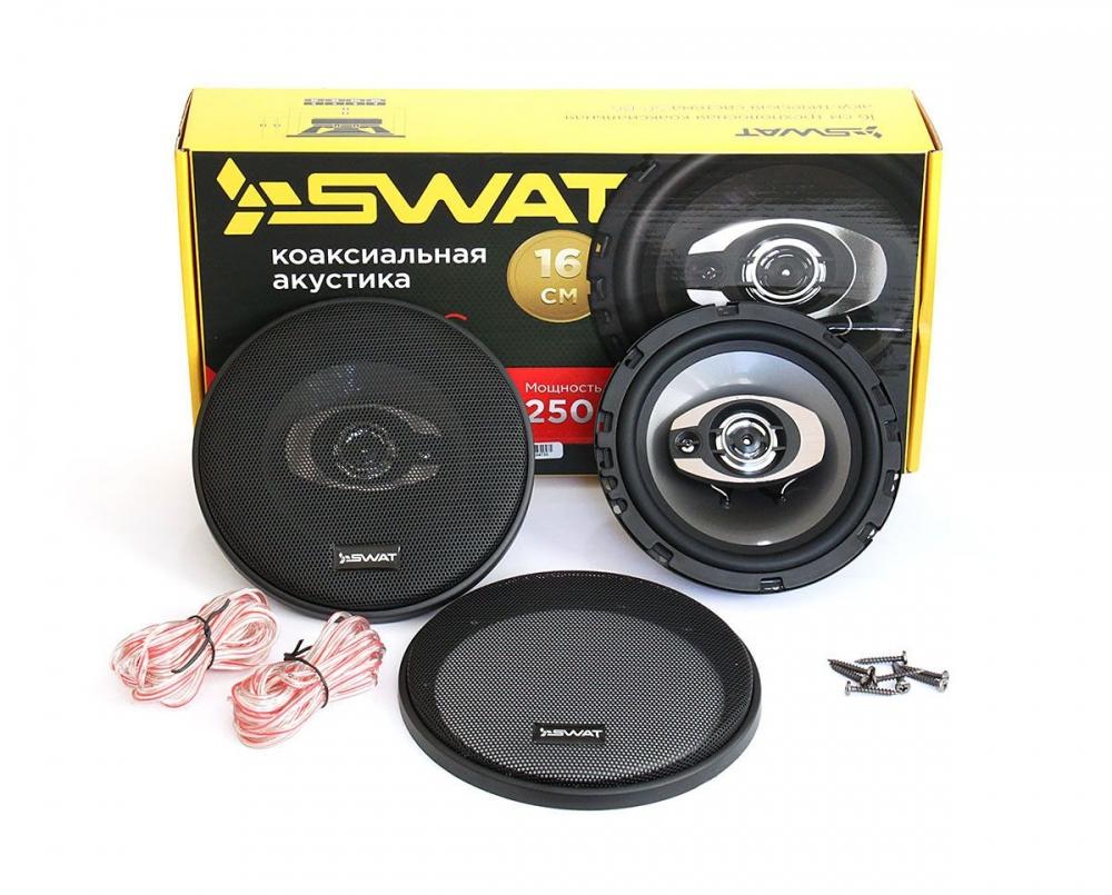 Автоакустика SWAT SP-B6 3