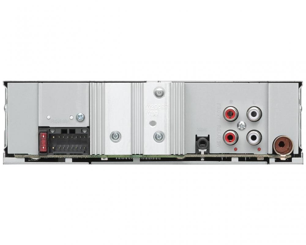 Автомагнитола JVC KD-X361BT 2
