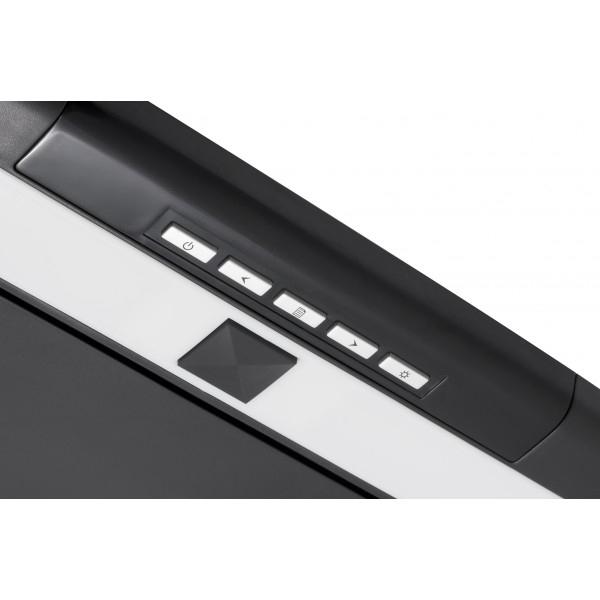 Потолочный монитор Clayton SL-1788 BL (черный) Android 3