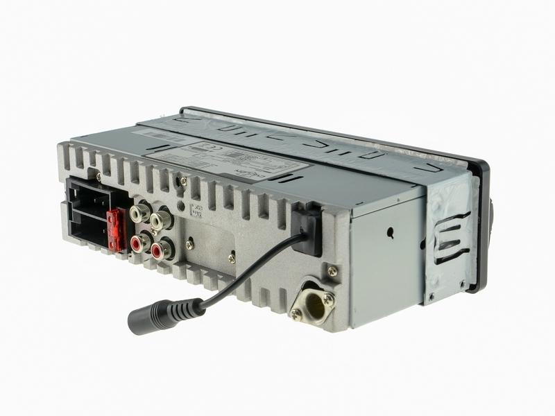 Автомагнитола Cyclon MP-1019G MBT 3