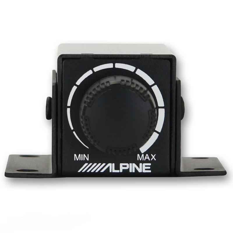 Регулятор баса ALPINE RUX-KNOB2 3