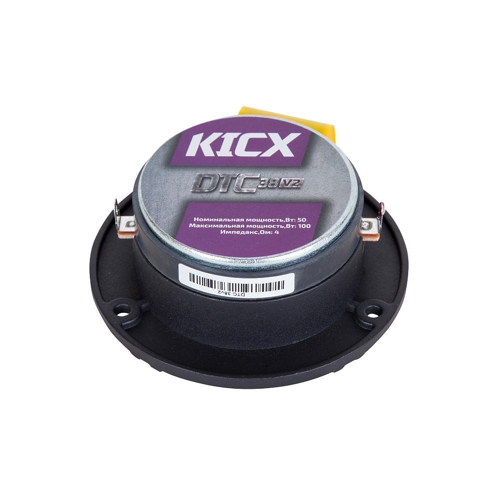 Автоакустика Kicx DTC-38V2 2