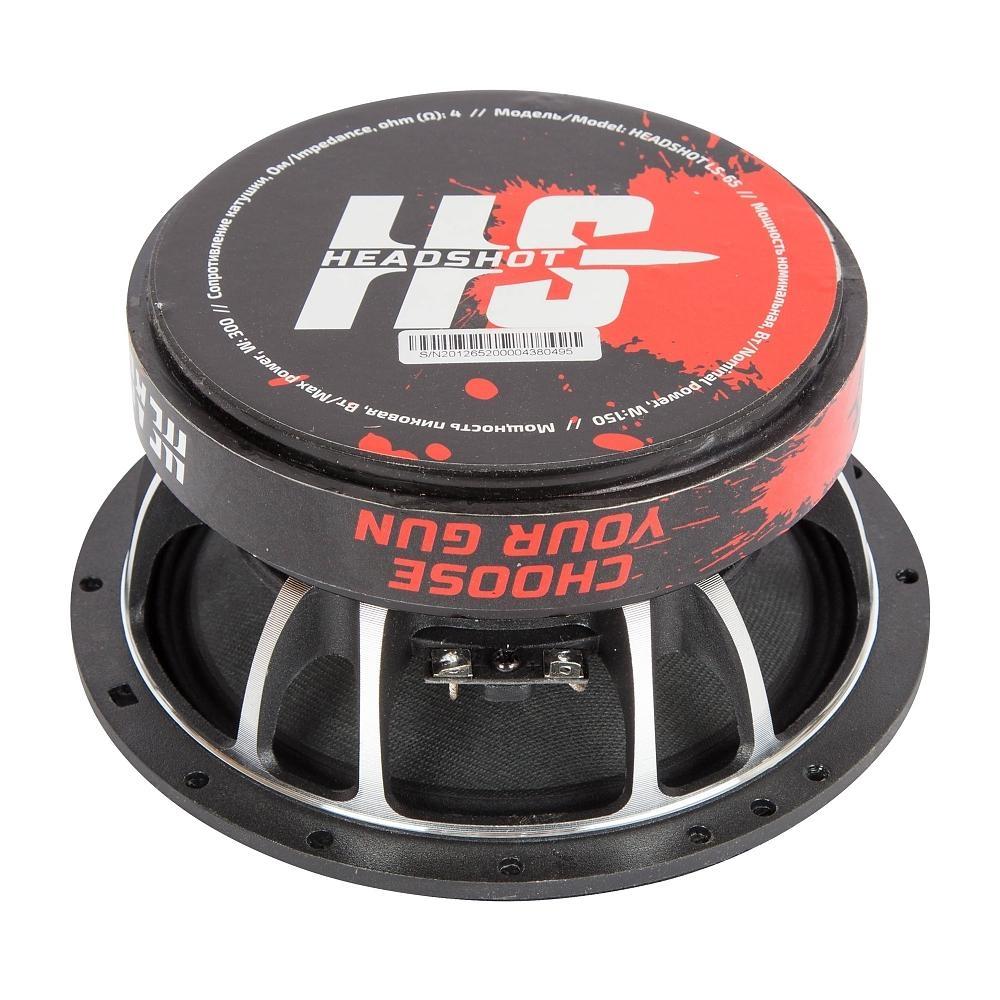 Автоакустика Kicx HeadShot LS65 3