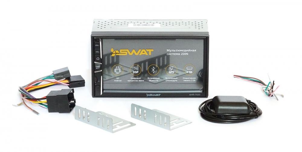 Мультимедийный центр SWAT AHR-7020 3