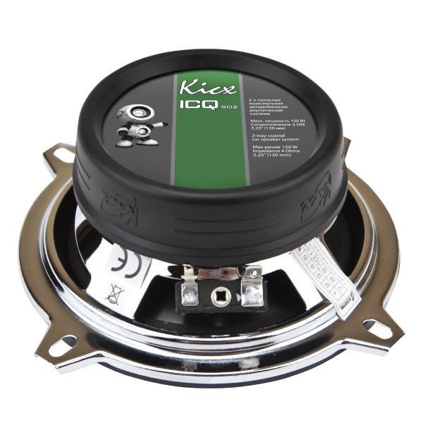 Автоакустика Kicx ICQ-502 2