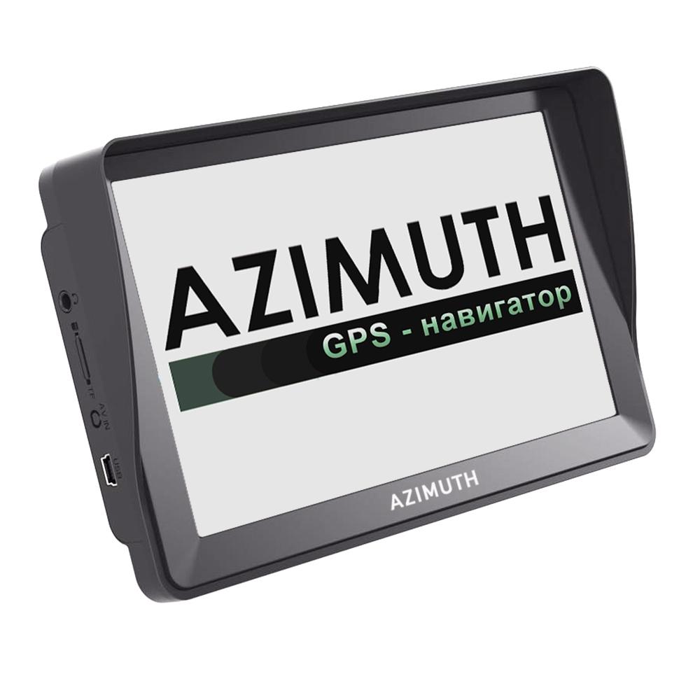 GPS навигатор Azimuth B78 3