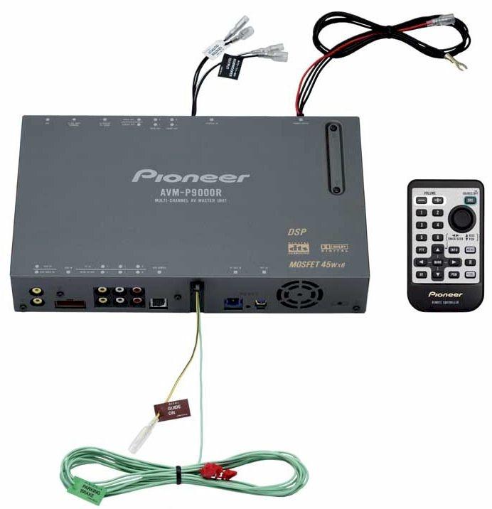 Блок управления аудиовидеосистемой Pioneer AVM-P9000 3