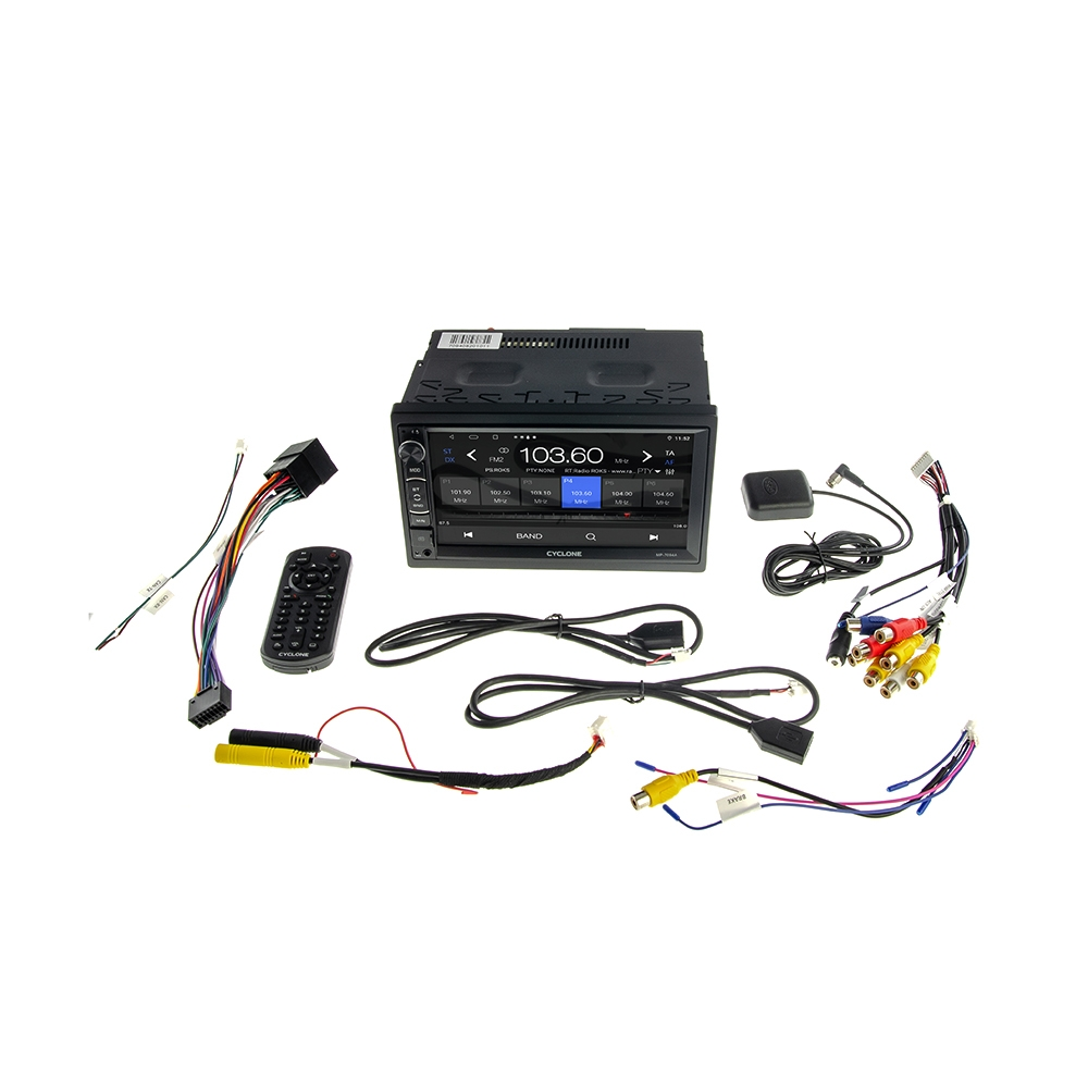 Мультимедийный центр Cyclone MP-7094A 3