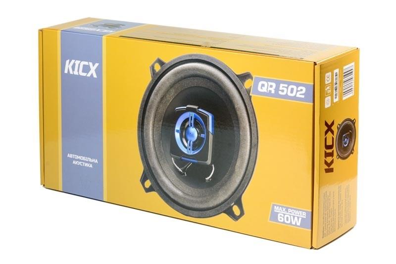 Автоакустика Kicx QR-502 3