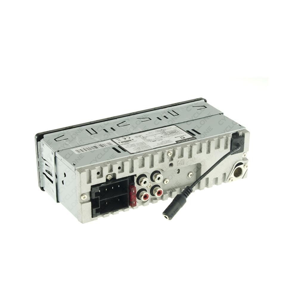 Автомагнитола Cyclone MP-1019R MBA 3
