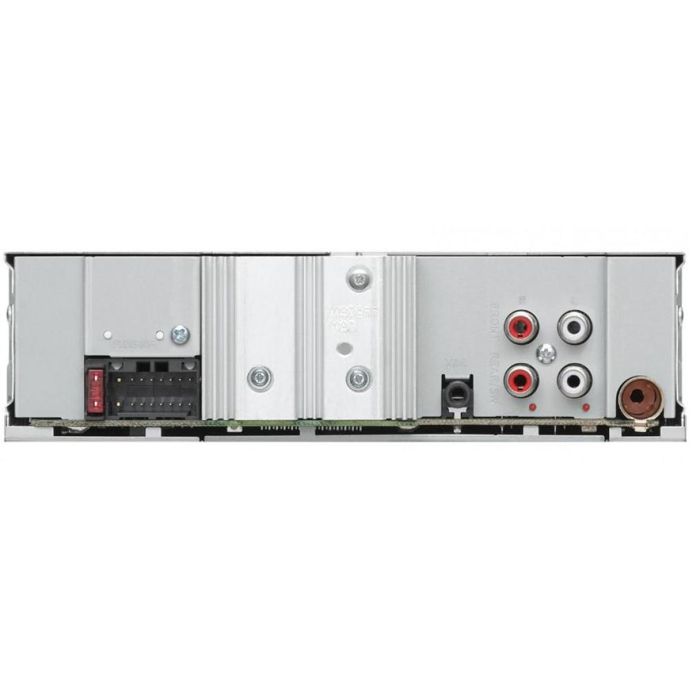 Автомагнитола JVC KD-X362BT 3