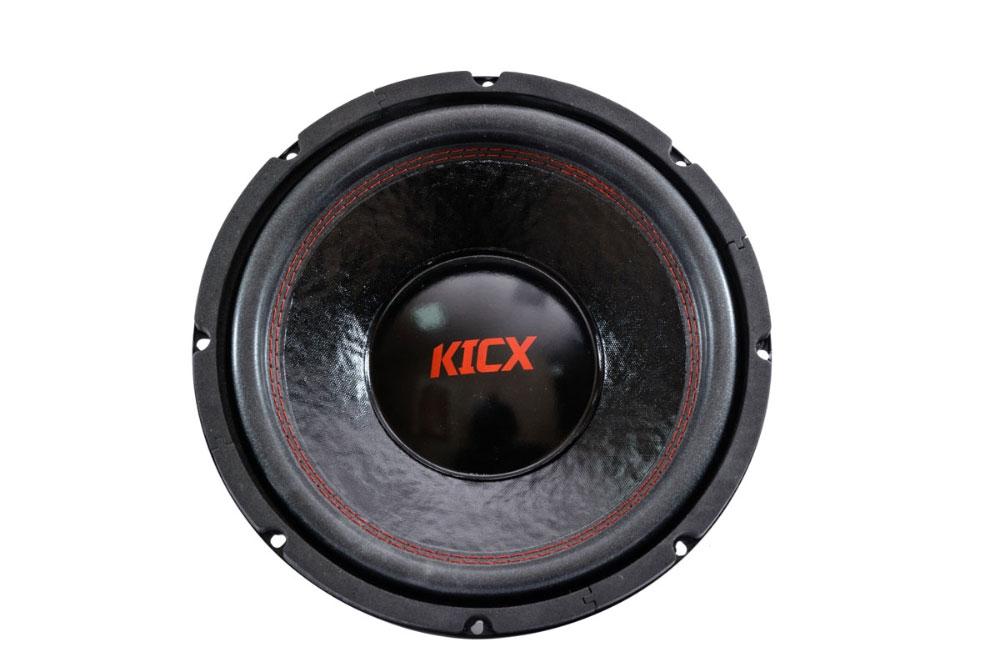 Сабвуферный динамик Kicx GT-12M 3