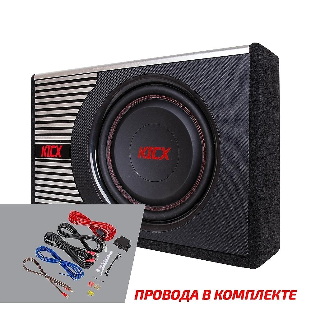 Сабвуфер Kicx GT-400BA 3
