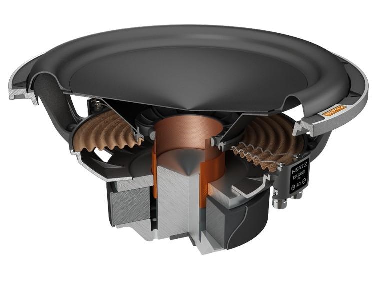 Сабвуферный динамик Hertz MP 300 D4.3 Subwoofer 300 mm 3