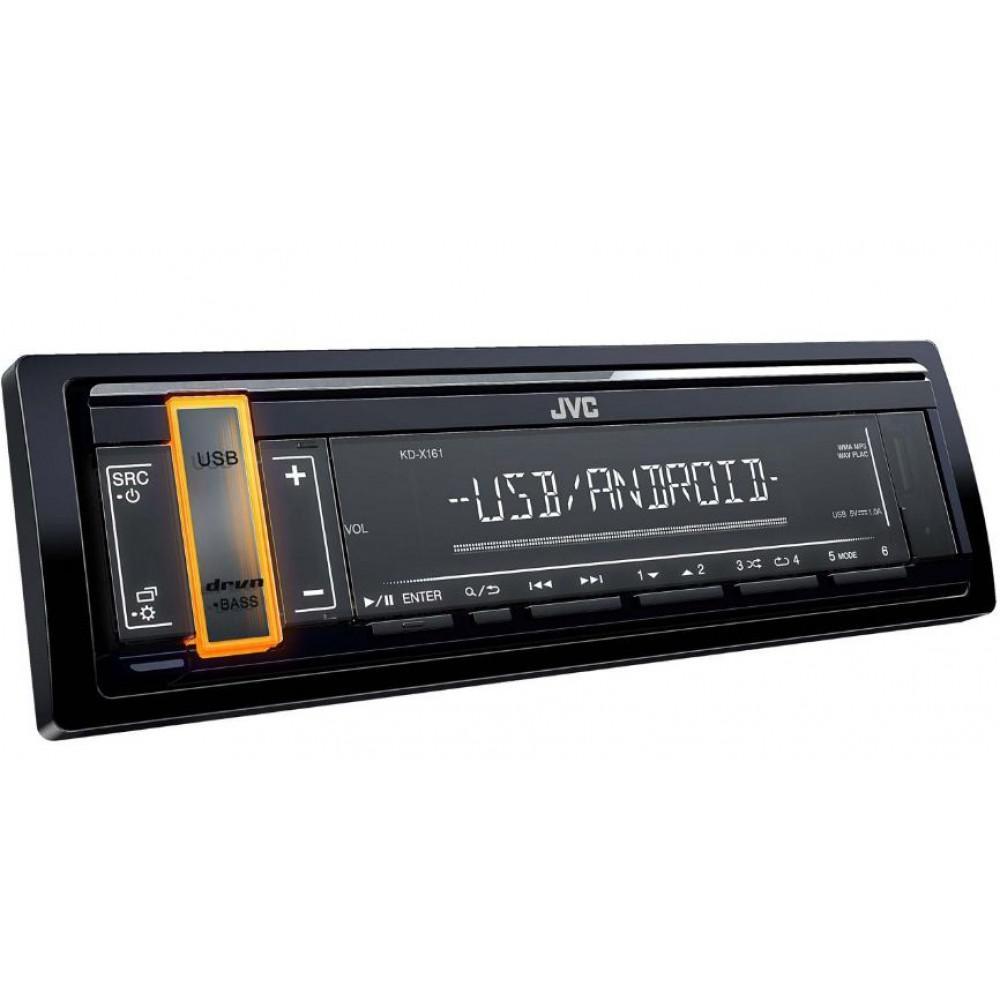 Автомагнитола JVC KD-X161 2