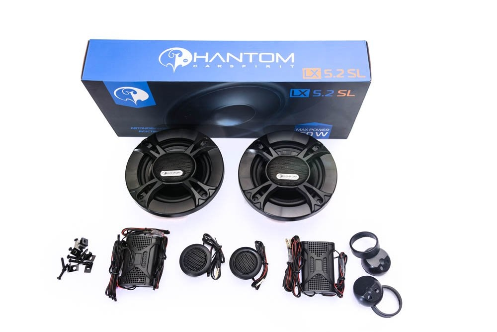 Автоакустика PHANTOM LX - 5.2 SL 2