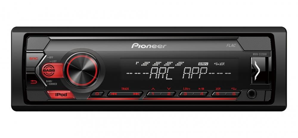 Автомагнитола Pioneer MVH-S120UI 3
