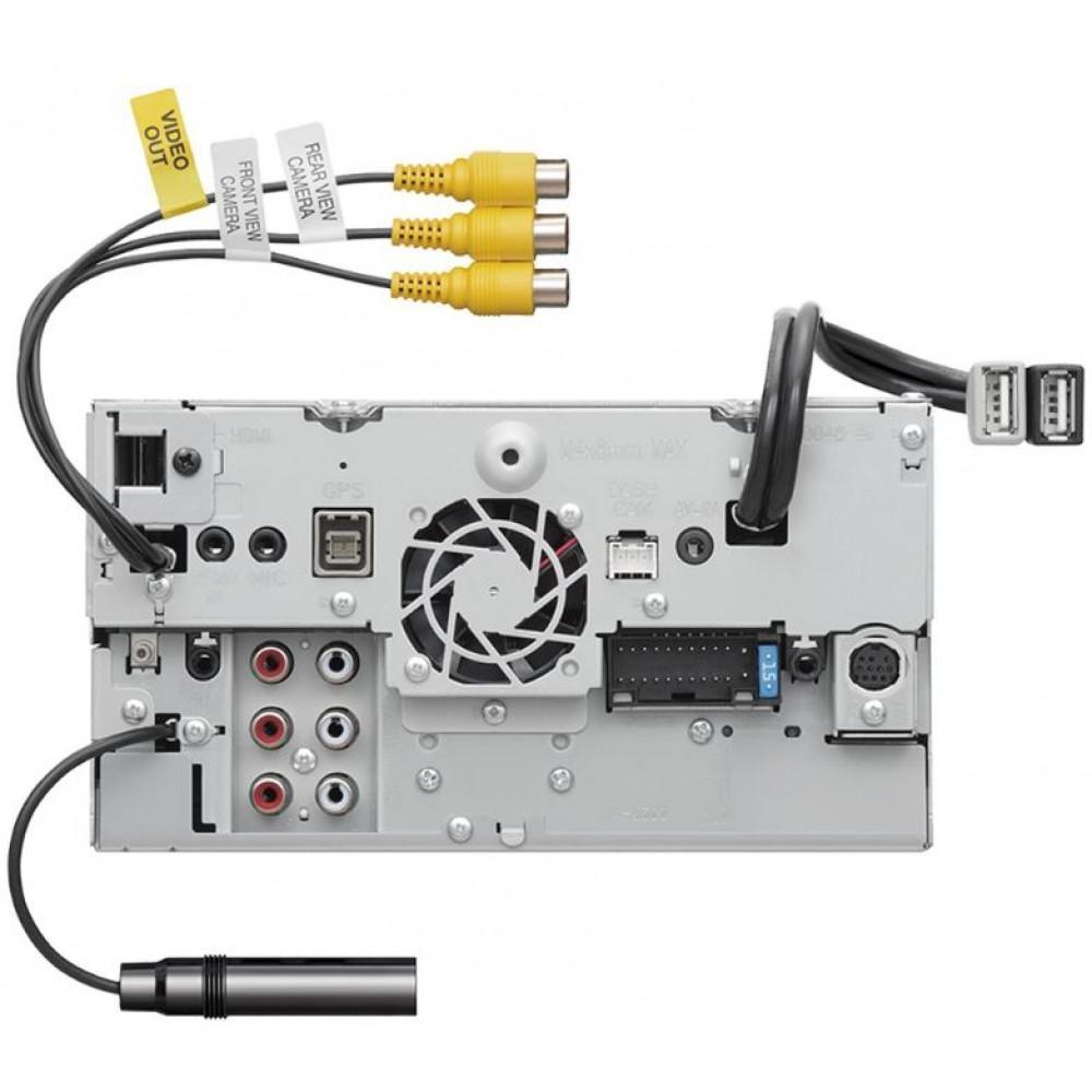 Мультимедийный центр Kenwood DNX-5190DABS 2