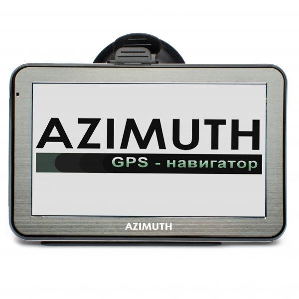 GPS навигатор Azimuth B55 Plus 3