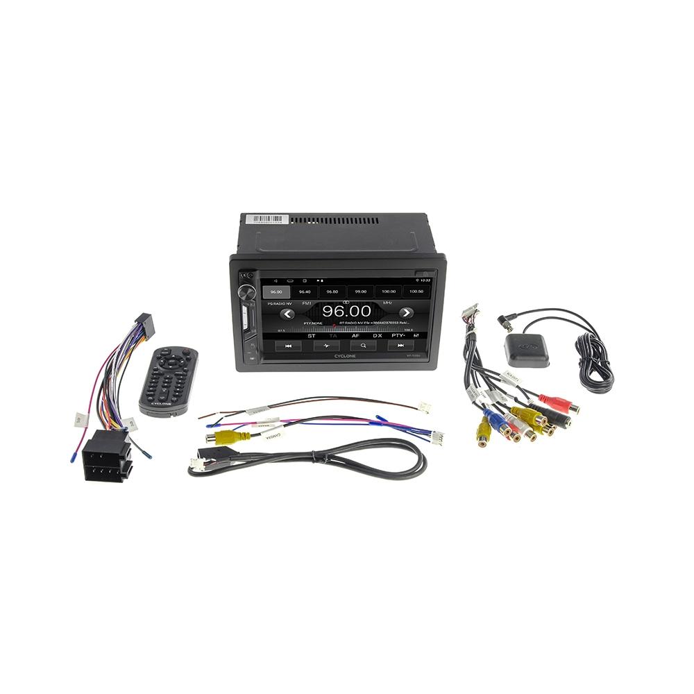 Мультимедийный центр Cyclone MP-7088A 3