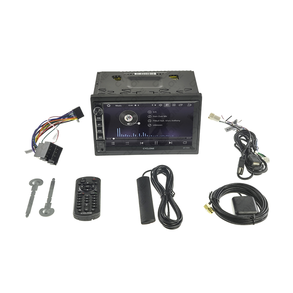 Мультимедийный центр Cyclone MP-7093A 2