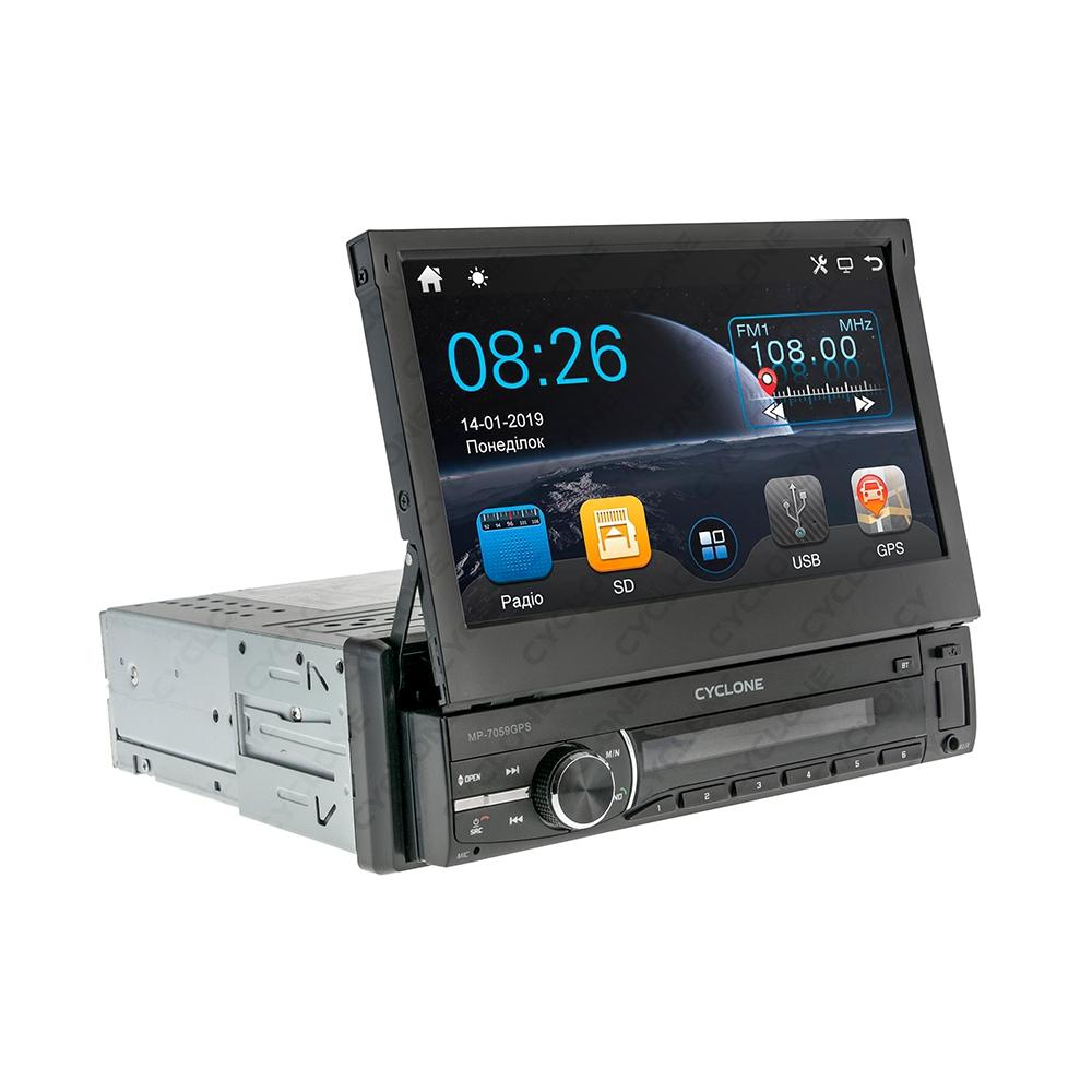 Мультимедийный центр Cyclone MP-7059 GPS 3