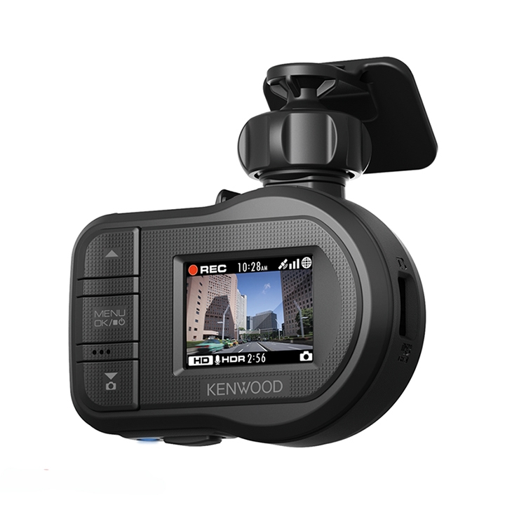 Видеорегистратор Kenwood KCA-DRV410 3