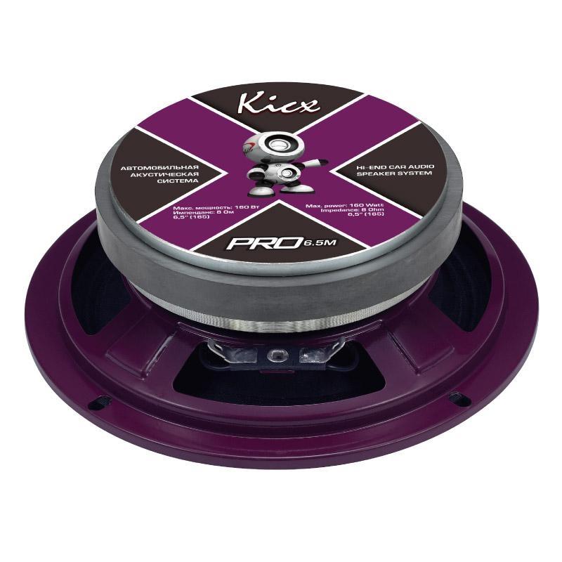 Автоакустика Kicx PRO-6.5 М 3