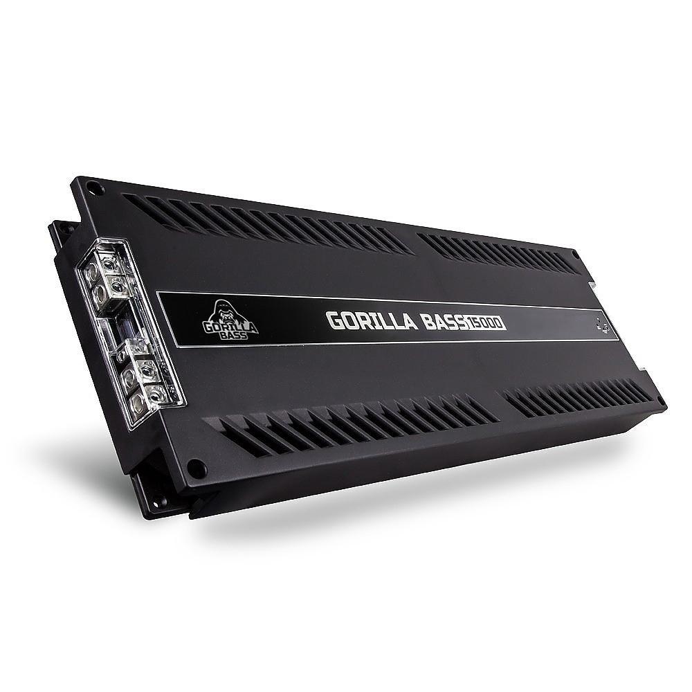 Усилитель Kicx Gorilla Bass 15000 3