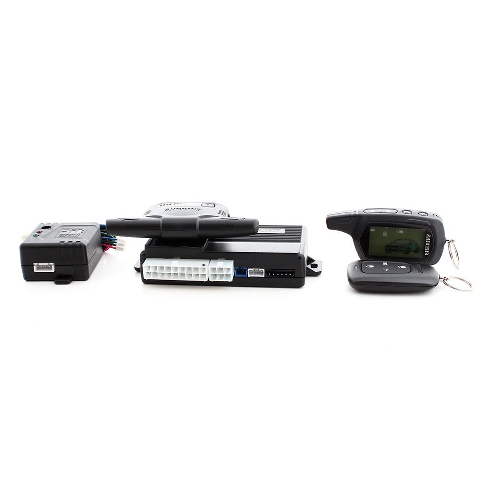 Автосигнализация SHERIFF ZX-750 PRO 2
