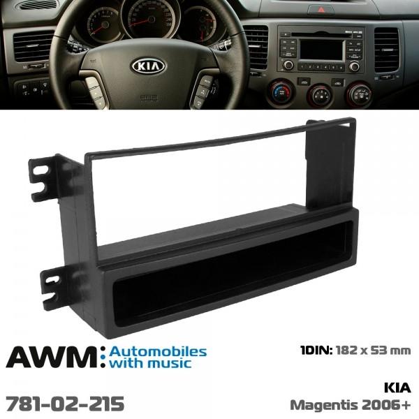 Переходная рамка KIA Magentis AWM 781-02-215 2