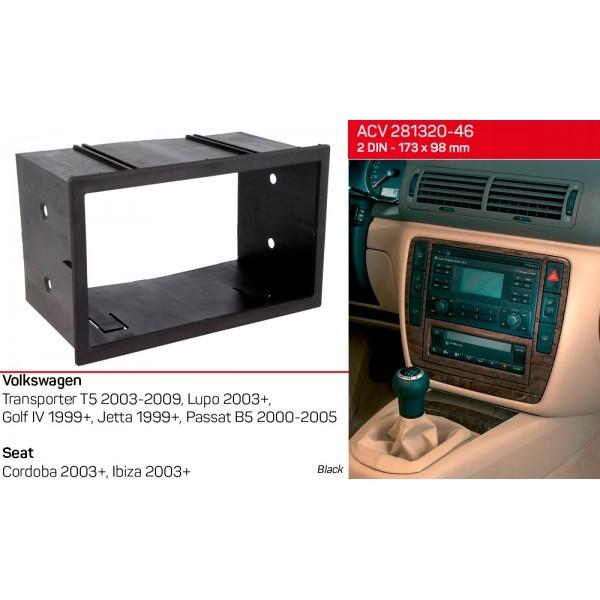 Переходная рамка Volkswagen ACV 281320-46 2